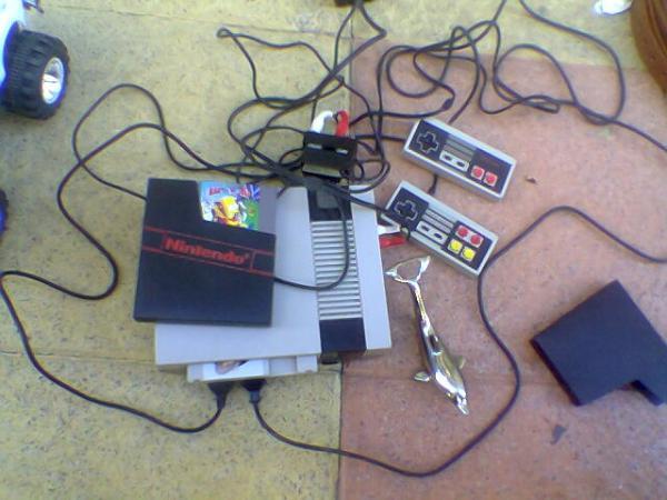 Consola NES de Nintendo