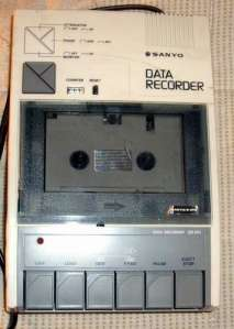 Sanyo Data Recorder DR-201