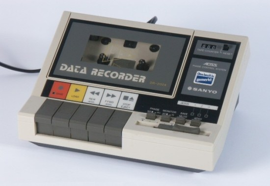 Sanyo Data Recorder DR-202A