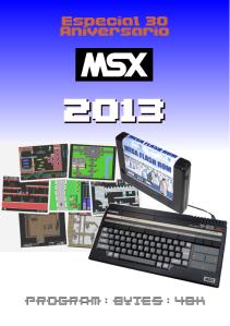 MSX-2013