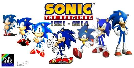 Sonic (1991 - 2014)