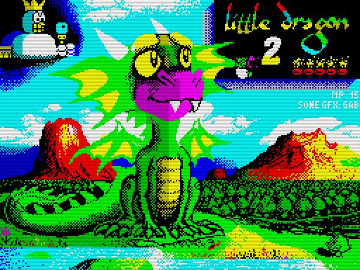 Little Dragon 2