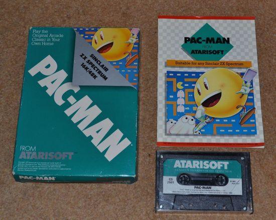 PacMan-ZX