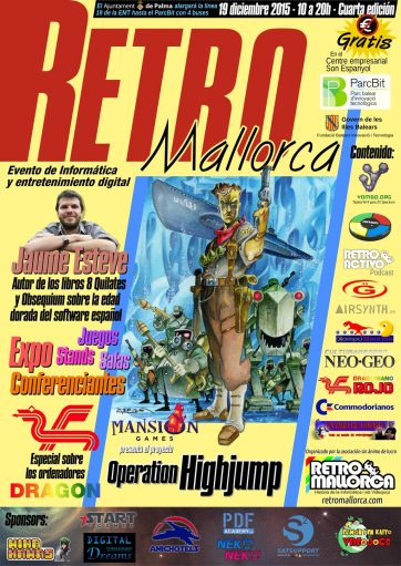 Cartel Retromallorca 2015