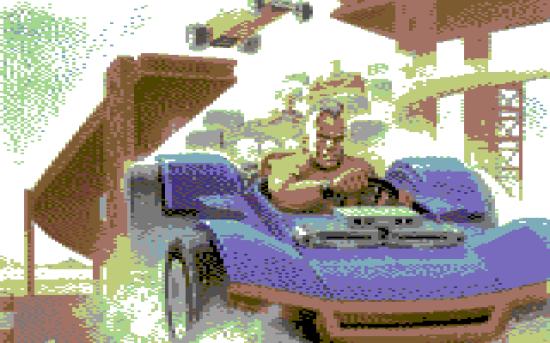 PowerDrift-c64