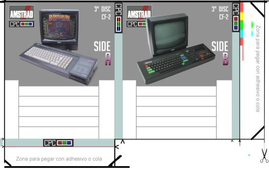 Carátula Amstrad CPC