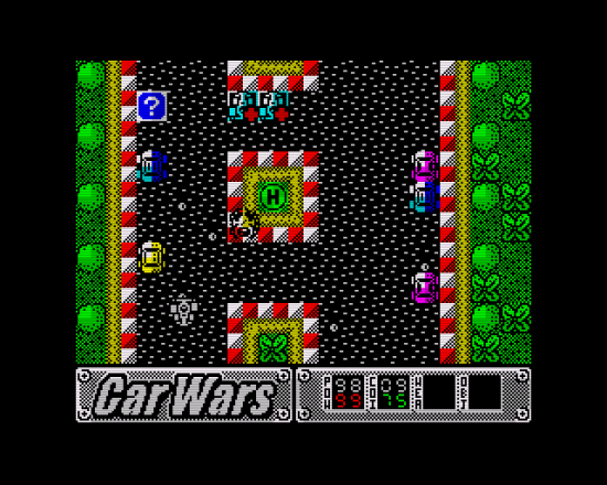 Car Wars (2)