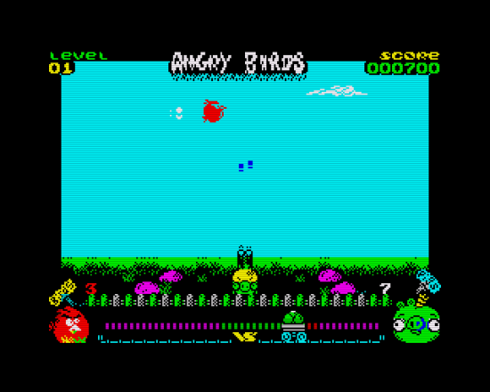 Angry birds (Opposition) scr