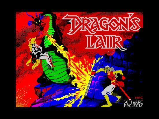 Dragon's Lair (MAC)