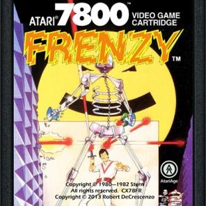 Frenzy (Inc. Berzerk)