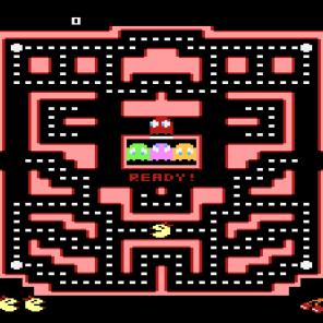 Ms. Pac-Man (Atari 7800)