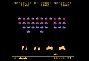 Space Invaders (Atari 7800)
