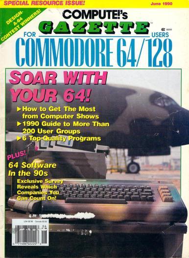 Compute Gazette Issue 84 (June 1990)
