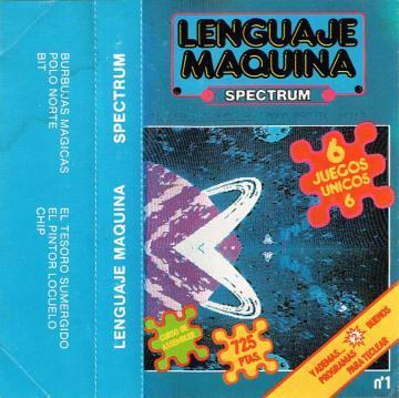 Lenguaje Maquina Spectrum (Issue 01)